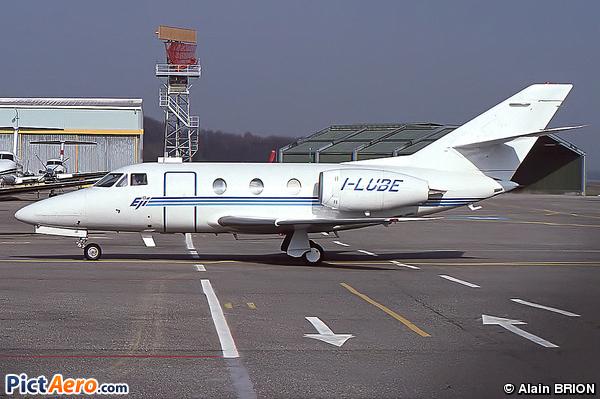 Dassault Falcon 10 (Executive Jet Italiana SRL)