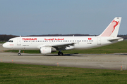 Airbus A320-211 (TS-IME)