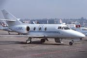 Dassault Falcon 10 (I-LUBE)