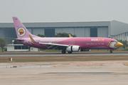 Boeing 737-83N (HS-DBE)
