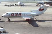 Yakovlev Yak-40K (OK-GEN)