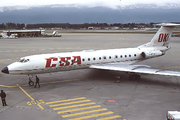 Tupolev Tu-134A (OK-HFL)