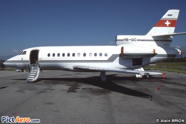 Dassault Falcon 900B (Aeroleasing SA)