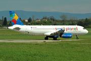 Airbus A320-232 (SP-HAG)