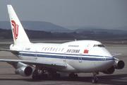 Boeing 747SP-J6 (B-2452)