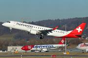 Embraer ERJ-190-100LR 190LR  (HB-JVL)
