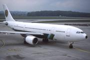 Airbus A300B4-203 (SU-BDF)