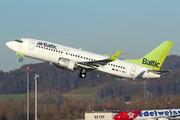 Boeing 737-36Q/WL (YL-BBJ)