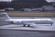 McDonnell Douglas MD-82 (DC-9-82) (YU-ANG)