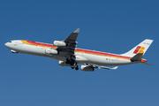 Airbus A340-313 (EC-GLE)