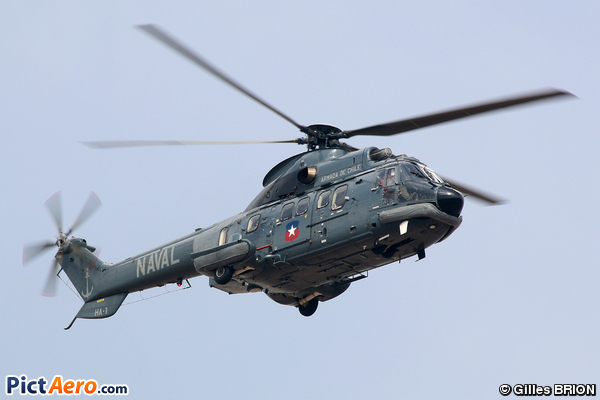 Aerospatiale AS-352 SC (Chile - Navy)