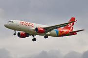Airbus A320-211 (9H-AEK)