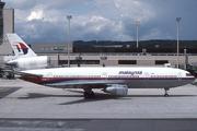 McDonnell Douglas DC-10-30 (9M-MAV)