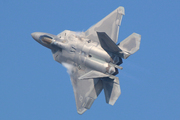 Lockheed Martin F-22A Raptor (08-4166)