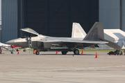 Lockheed Martin F-22A Raptor (09-4182)