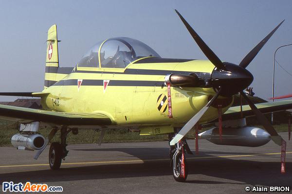 Pilatus PC-9 (Swiss Air Force)