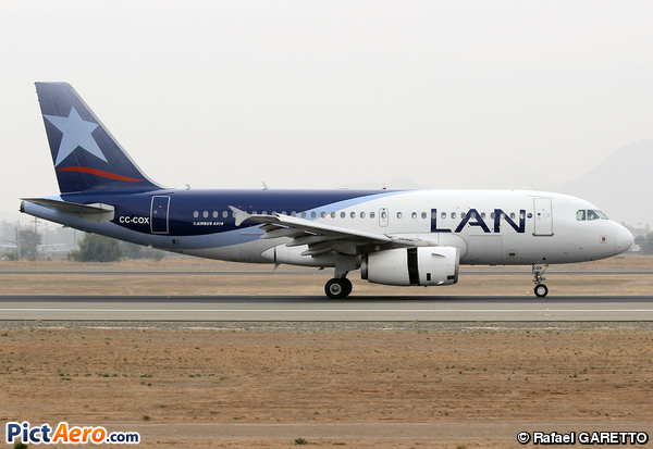 Airbus A319-132 (LAN Airlines)