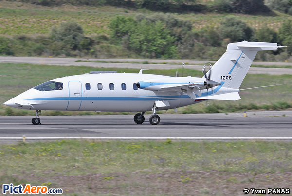 Piaggio P-180 Avanti (United Arab Emirates - Air Force)