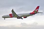 Airbus A340-642 (G-VWIN)