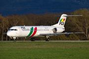 Fokker 100 (F-28-0100) (CS-TPC)