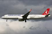 Airbus A321-231(WL) (TC-JSS)