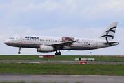 Airbus A320-232 (SX-DVV)