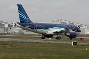 Airbus A319-115X/CJ (4K-8888)