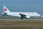 Airbus A319-114 (C-GBIP)