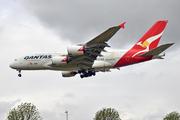 Airbus A380-842 (VH-OQH)