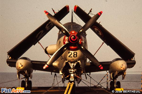 Breguet Br-1050 Alize (France - Navy)