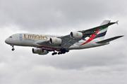Airbus A380-861 (A6-EDV)