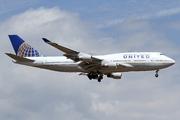 Boeing 747-422 (N128UA)