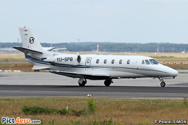 Cessna 560XLS Citation Excel (Prince Aviation)