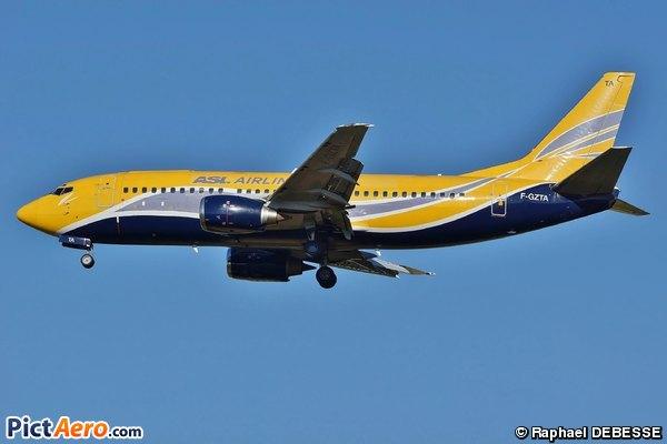 Boeing 737-33V (ASL Airlines France)