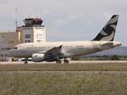 Airbus A318-112/CJ Elite (A6-AJC)