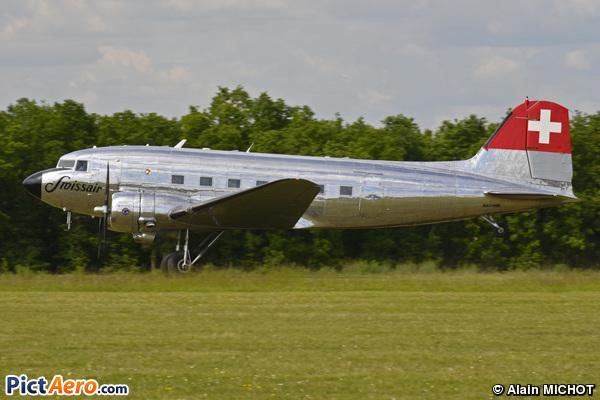 Douglas DC-3C (Inconnu)