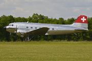 Douglas DC-3C (N421HM)