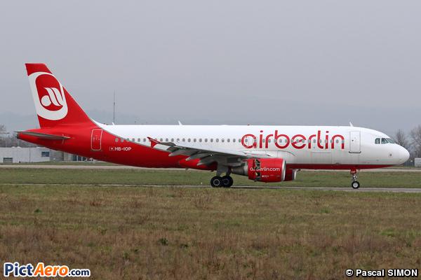 Airbus A320-214 (Air Berlin (Belair))