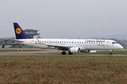 Embraer ERJ-195LR (ERJ-190-200LR) (D-AEBE)