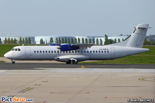 ATR 72-201 (Danu Oro Transportas (DOT))