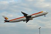 Airbus A340-313 (EC-GJT)
