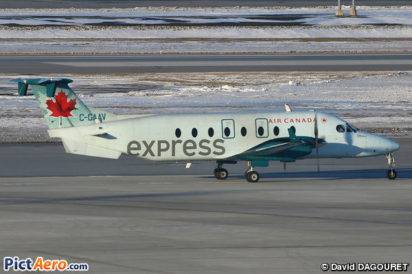 Beech 1900D (Air Georgian Limited (Air Canada))