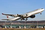 Airbus A340-541 (A7-HHH)