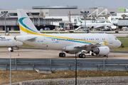 Airbus A319-115X/CJ (9H-AVK)
