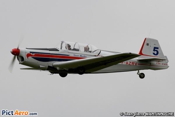 Zlin Z-526 AFS Trener Master (HABERT Jacques)