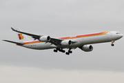 Airbus A340-642 (EC-KZI)