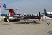 Beech B350i King Air (N350KA)