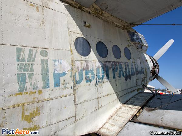 Antonov An-2R (Fundacio Parc Aeronautic de Catalunya)