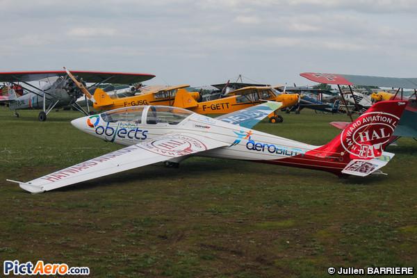 Marganski MDM-1 Fox (Swift Aerobatic Display Team)