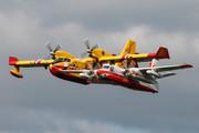 Grumman S2F-1 Tracker - Conair Turbo Firecat (F-ZBMA)